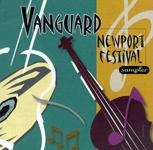 Audio CD Vanguard Newport Sampler Book
