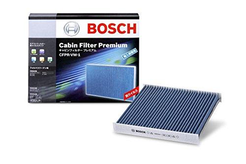 BOSCH(ボッシュ) キャビンフィルタープレミアム 輸入車用エアコンフィルター アウディ/メルセデスベンツ/VWCFPR-VW-1