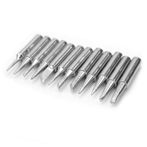 Preisvergleich Produktbild Rhx 900M-T F Spitzen für Schraubenzieher,  aus gelötetem Eisen,  geeignet für Hakko,  12 Stück
