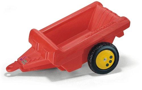 Rolly Toys 0706 Anhänger Farmer rot