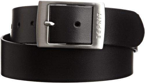 Esprit Accessoires Damen 999Ea1S807 Gürtel, Schwarz (001 Black), 100