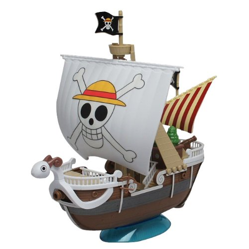 La maquette du bateau Vogue Merry pour fan de One Piece