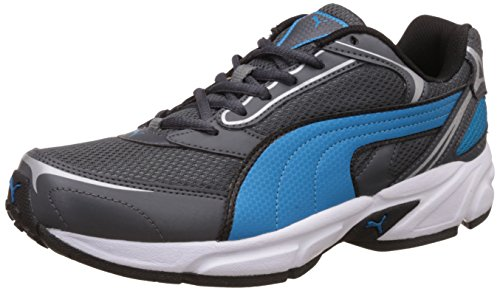 Puma Men's Aron Ind Dark Shadow, Blue Jewel and Puma Bl Running...