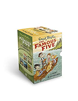 Famous Five 5 Book Collection /book