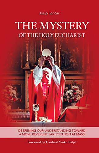 THE MYSTERY OF THE HOLY EUCHARIST: Deepening Our Understanding toward a more Reverent Participation at Mass (English Edition)