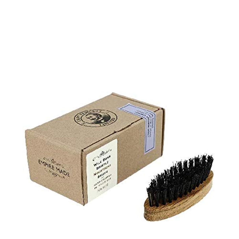 落とし穴陪審お香キャプテンフォーセット ワイルドボア ブリッソル マスタッシュ ブラシ(CF.957)[海外直送品]Captain Fawcett's Wild Boar Bristle Moustache Brush (CF.957) [並行輸入品]