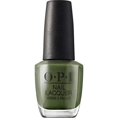 OPI Nail Polish, Nail Lacquer, Suzi- The First Lady of Nails, Green Nail Polish, 0.5 Fl Oz