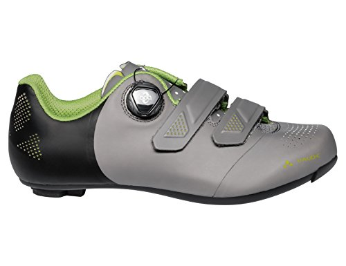 Vaude Uni Rd Snar Advanced buty rowerowe, szary - antracytowy - 44 EU