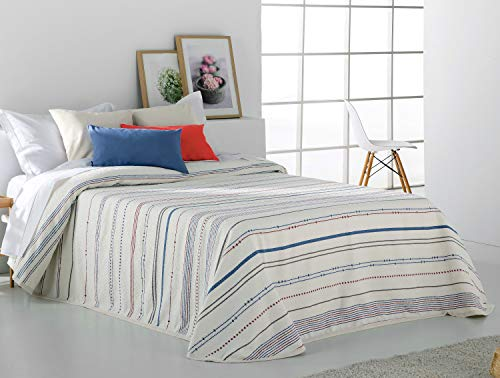 TEXTILONLINE - Tagesdecke Layer Indalo (Bett 105 cm)