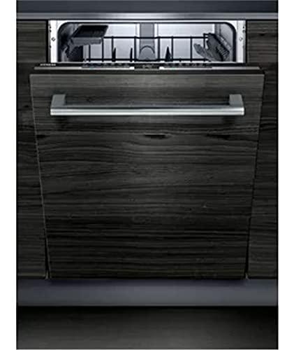 Siemens Lavavajillas integrable (no Incluye Panel Puerta) Negro/INOX sn63hx52ae 13s 60cm