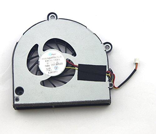 wishin gdeals CPU ventilador ventilador enfriador para Toshiba PN: 055413kis de favbl30epa dc2800009tk0K; mg55150V1de Q080de G99de k0333K 23.10303.001; KSB06105HA de 9K1N; AB7905MX–EB3de NEW70; KSB06105HA de ea-ac87dc2800091d0; de MF60120V1B100G99de k0C10r dc2800091s0