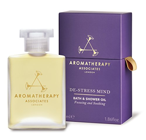 Aromaterapia Associates De-Stress Mind Bath And Shower Oil 55ml. La formulación 100% natural...