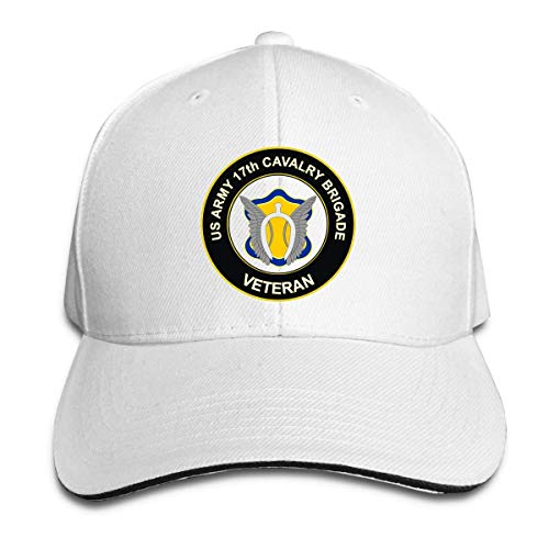 wonzhrui 17. Kavallerie-Brigade-Veteranen-Casquette-Hut der US-Armee