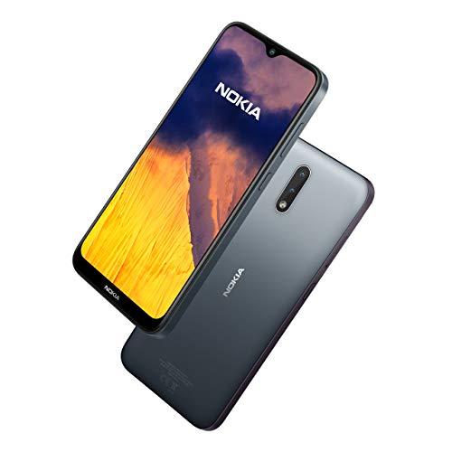 Nokia 2.3 Smartphone 6.2 Inch Android 2 GB RAM 32 GB (Dual-SIM) UK – Charcoal