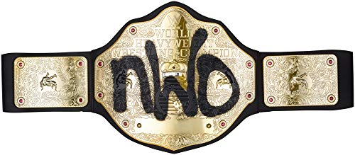 hulk hogan championship belt - 9