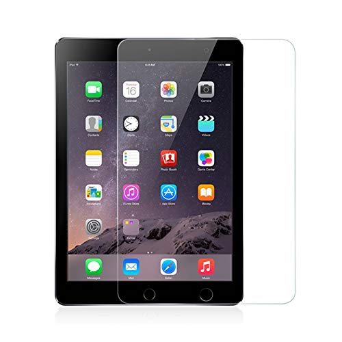 BHPP KPBHD Tempered Glass For IPad 2017 2018 9.7 Air 1 2 3 Screen Protector Mini 1 2 3 4 5 Protective Film For IPad Pro 11 10.5 9.7 10.2 (Color : For iPad 10.2 2019)