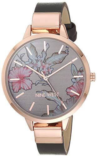 Nine West Dress Watch (Model: NW/2044FLGY)