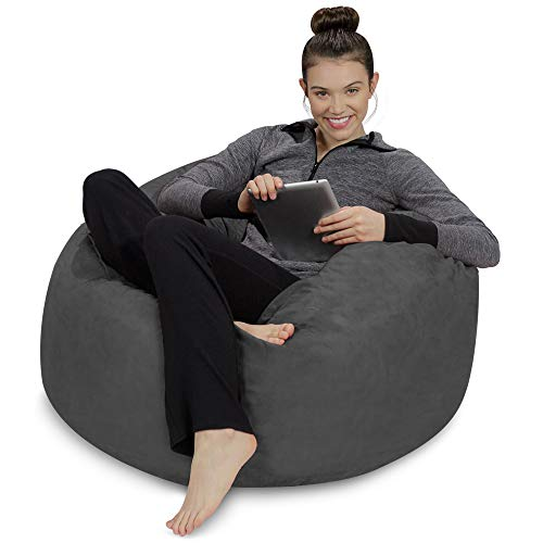 3 feet bean bag by sofa sack