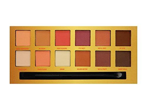 W7 | Eyeshadow Palette | Life's A Peach Eyeshadow Palette | 12 Shades