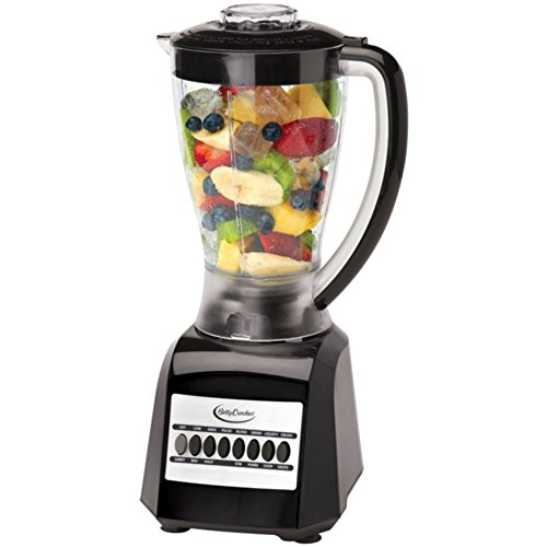 BETTY CROCKER BC-2356CB Blender with Plastic Jar Home & Garden