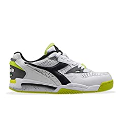 Sneakers for man A revolutionary tennis shoe, created with innovative Blueshield technology that is evident in the design, it combines the power of cushioning, reactivity and balance with an ultra-modern design. It is created in premium leather with ...