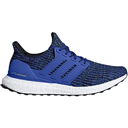 Adidas Ultra Boost M M Laufschuhe für Herren, geeignet für Wettkämpfe, Blau - Hi Res Blue-white - Größe: 40.5 EU
