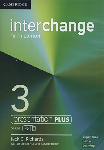 Interchange Level 3 Presentation Plus USB