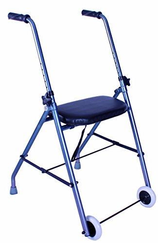 Herdegen ALUSTYLE andador con 2ruedas con asiento