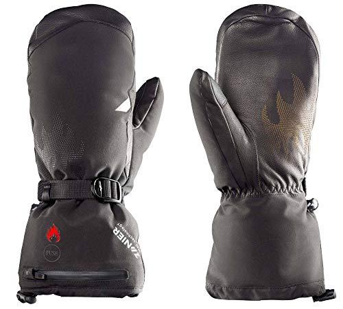Zanier Hot.STX Beheizbare Handschuhe 7,5 schwarz