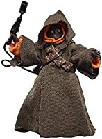 Star Wars The Black Series Jawa 6-Inch-Scale Lucasfilm 50th Anniversary Original Star Wars Trilogy Collectible Figure...