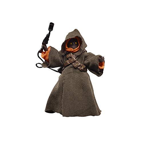 Star Wars The Black Series Jawa 6-Inch-Scale Lucasfilm 50th Anniversary...