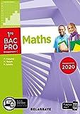 Mathématiques - Groupement C - 1re Bac Pro (2020) - Pochette élève (2020)