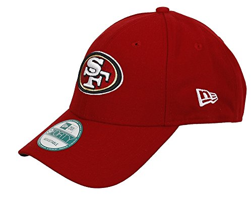 New Era 9Forty Adjustable Curve Cap ~ San Francisco 49ers