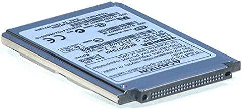 Toshiba MK8007GAH 80GB 4200 RPM 2MB Buffer ATA-100 1.8 Inch Notebook Drive