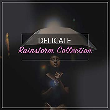 #2018 Delicate Rainstorm Collection for Yoga or Spa