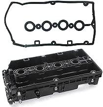 New OEM Engine Valve Cover Camshaft Rocker Cover kit for 2009 2010 2011 Chevys Aveo LT LS 1.6L L4 & 2011-2015 Chevrolet Chevys Cruze 1.8L L4 & 2009-2011 Chevrolet Aveo LS 1.6L L4 55564395