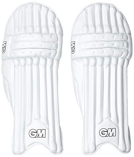 Gunn & Moore 505 Schlagpolster, Unisex, 50282013, weiß, Adult RH