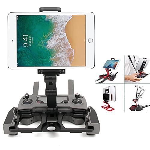 Tmom - Soporte para tablet DJI Air 2S/Mini SE para drones DJI Mavic Air 2 / Spark / Mini 2 / Mavic Mini mando a distancia (negro)