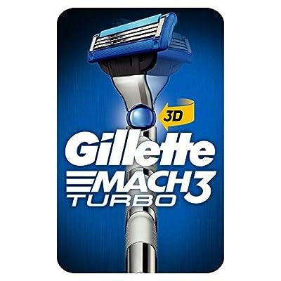 Gillette Mach3 Turbo 3D