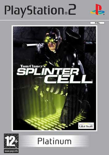 BUNDLE of RARE / COLLECTABLE Playstation 2 Games PS2 ? Sony Play Station Tom Clancys Splinter Cell