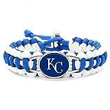 Swamp Fox Premium Style Kansas City Royals Baseball Team Adjustable Paracord...