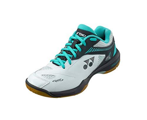 YONEX Power Cushion 65 Z2 Women's Indoor Court Shoe (Ice Gray) (Numeric_8)