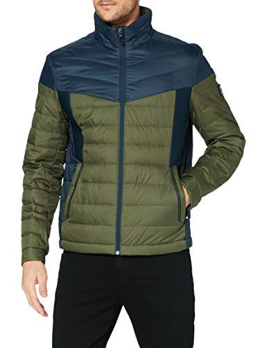 BOSS Mens J_Vail Jacket, Dark Green (305), XXXL