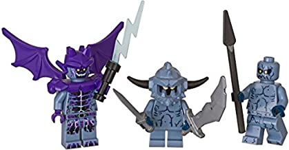 Best lego nexo knights stone monsters accessory set Reviews