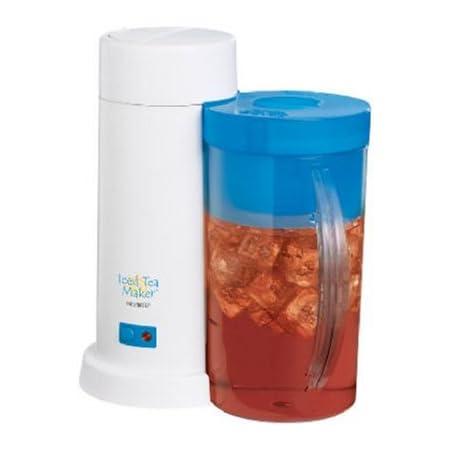 Electric Iced Coffee Kitchen Appliance Tea Maker Machine 2 Qt Fast Brewing