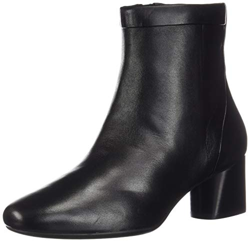 Clarks Un Cosmo Up Black Leather 11 B (M)