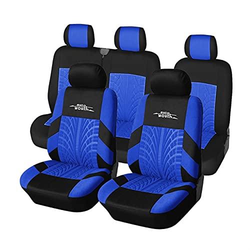 Cuatro estaciones Proteja las cubiertas de asiento del asiento del asiento (asientos delanteros dobles y 2 + 1 asientos) para RENAULT KWID para Chevrolet Tracker para camiones para el estilo de moda S
