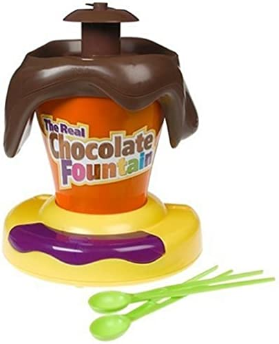The Real Chocolate Fountain - Dip & Decorate Your Favorite Treats