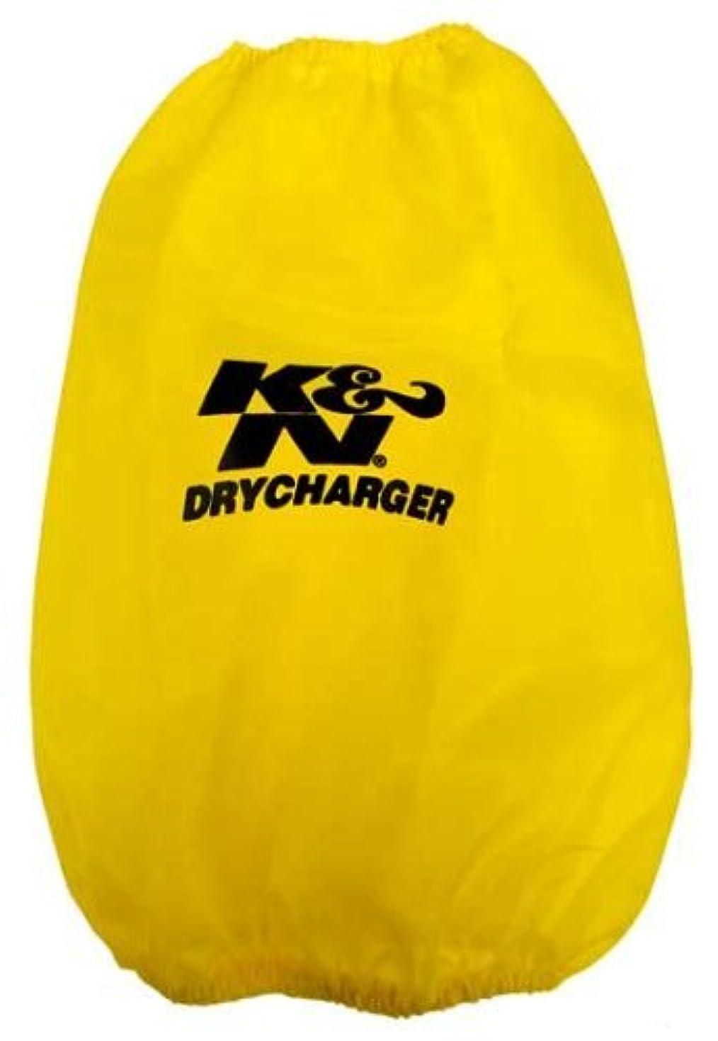 K&N RC-5046DY Yellow Air Filter Wrap [並行輸入品]