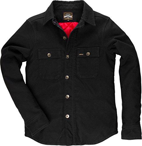 Rokker Black Jack Rider Shirt Warm 4XL